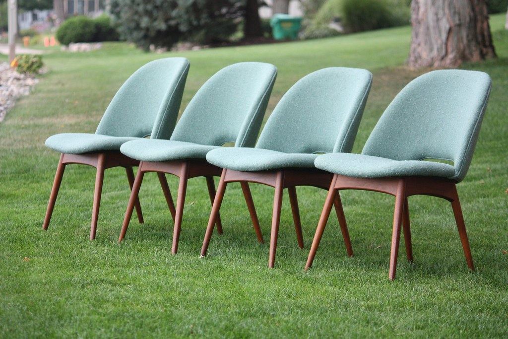 ... Fresh Midcentury Modern Adrian Pearsall Scoop Chairs Model 1404 C For  Craft Associates (U.S.A.