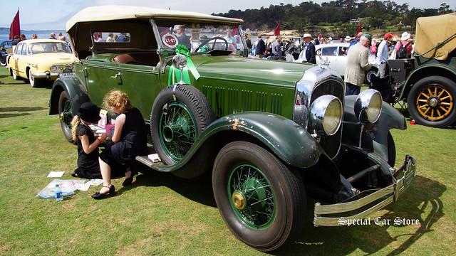 1917 Crane Simplex Model Farnham and Nelson Victoria Phaeton