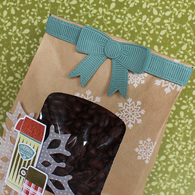 Hospitality Coffee Bag Bow