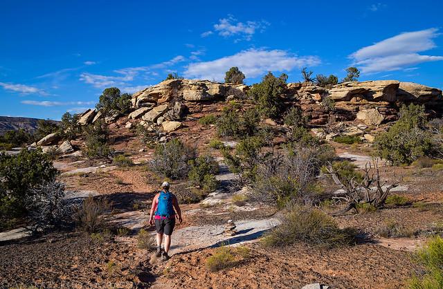 Jouflas Trail