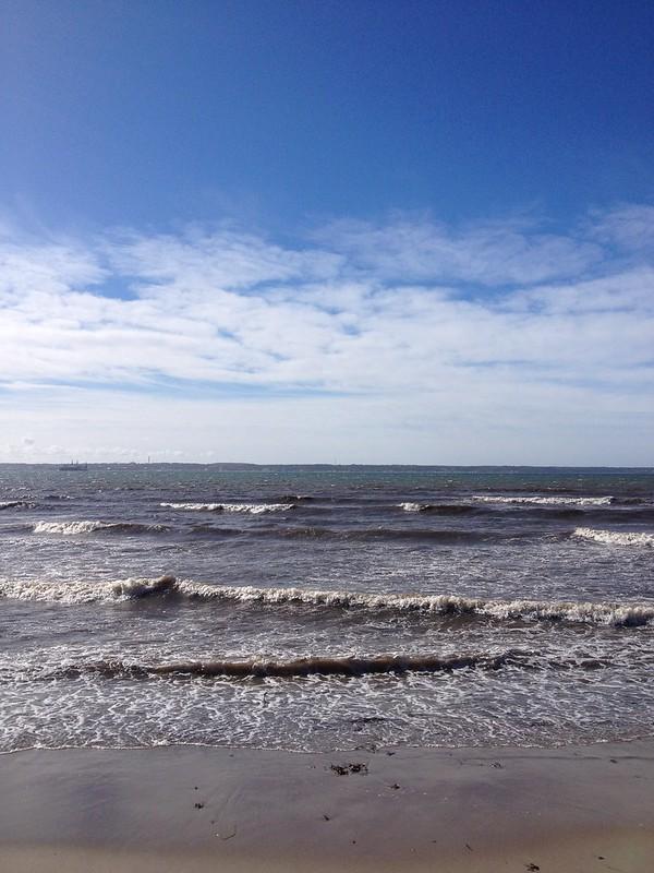 the ocean, helsingborg