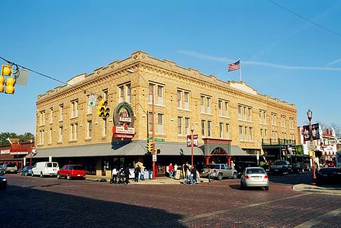 Stockyards Hotel Fort Worth Tx