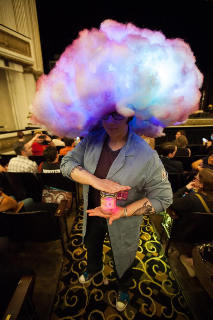 glow cloud uncle shoggoth flickr