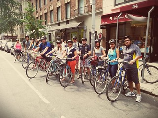 Central park arts & architecture bike tour | by makela_83