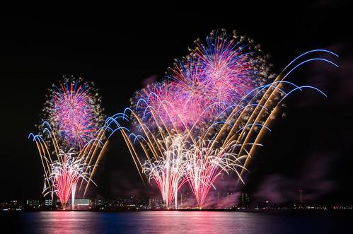 Kobe Fireworks 2014 20