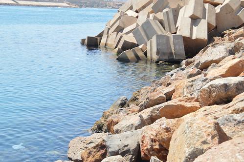 port de salamendre wilaya de mostaganem alg rie port. Black Bedroom Furniture Sets. Home Design Ideas