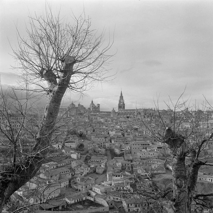 Almeces de la ermita del Valle en Toledo en 1949 fotografiados por Paul Almásy © AKG Images