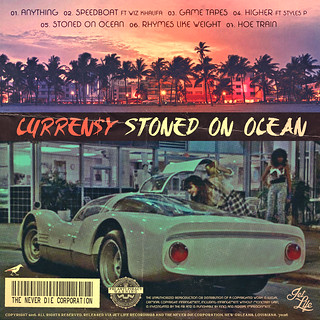 Stoned On Ocean (Back) | by fortyfps
