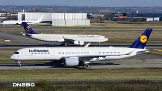 Lufthansa A350-941 msn 074