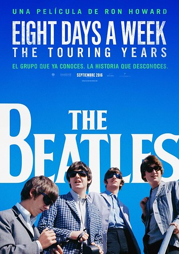 Cartel: The Beatles: Eight Days a Week (2016)