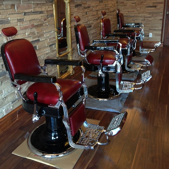 ... CHAIRS$$$$$ : ) Antique Barber Chair