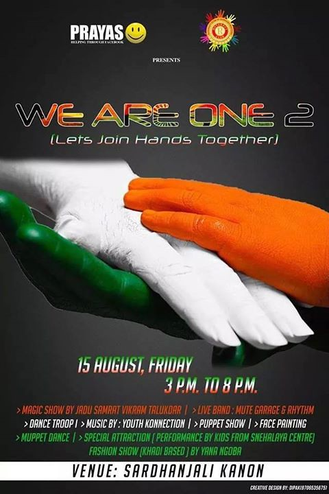 Lets Join Hands