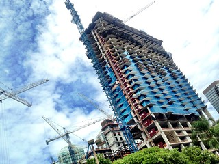 Brickell City Centre - construction | by miamism