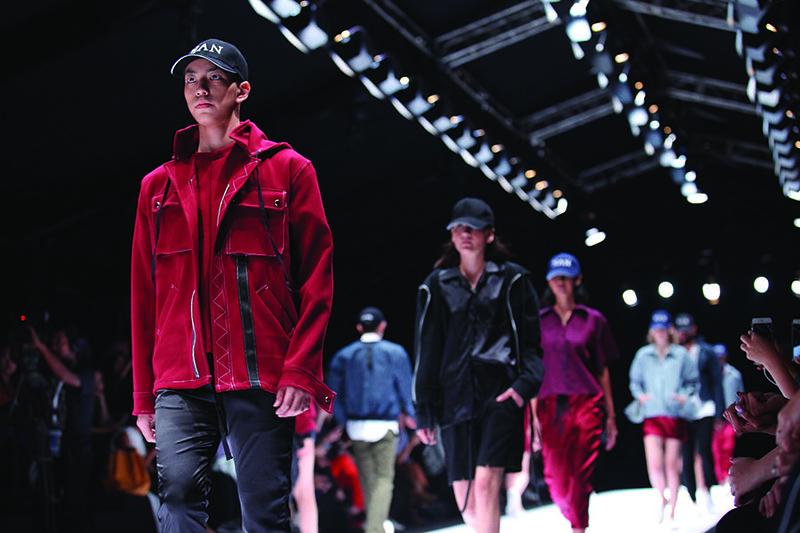 HAN at Jakarta Fashion Week 2016