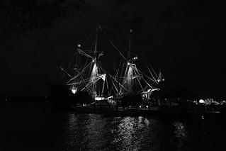 Spanish galleon docked in Alexandria, VA | by bill_walderman