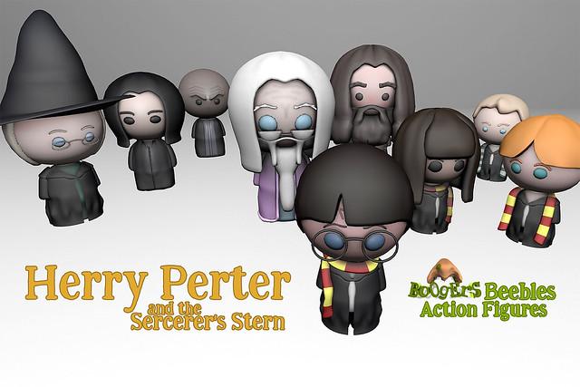 Herry Perter Action Figure @ Geeks N Nerds!