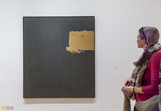 Antoni Tàpies MOMA NYC 01 | by Eva Blue