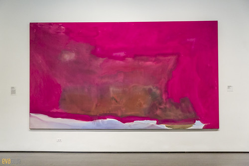 Helen Frankenthaler LACMA Los Angeles 02 | by Eva Blue