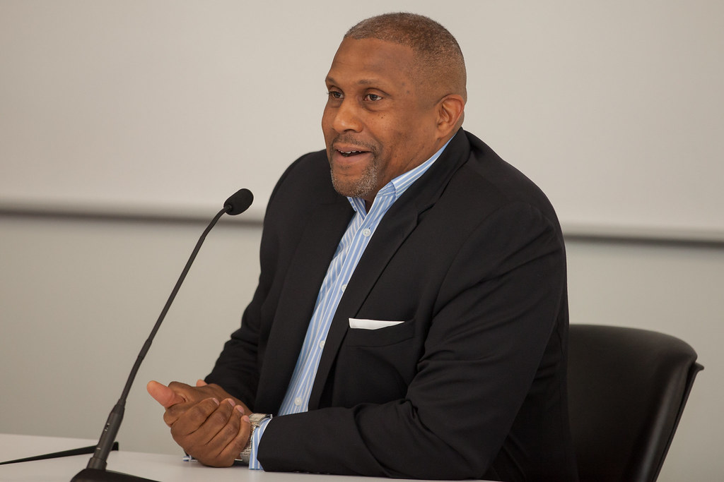 Tavis Smiley: Journalism Directors Forum