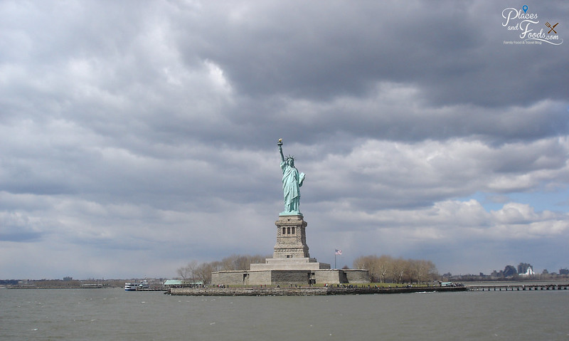 new NY statue of liberty