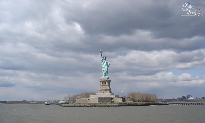 new NY statue of liberty