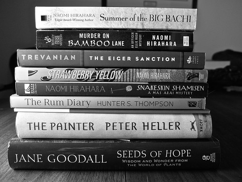 May 2014 Books | by The Marmot