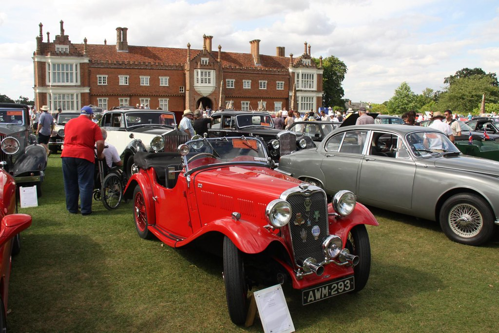Festival of Classic & Sports Cars 2014 – Helmingham Hall | Flickr