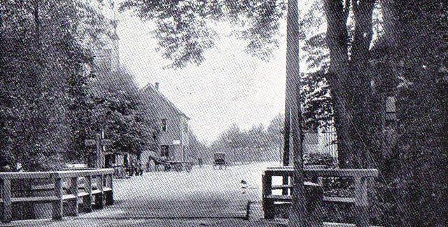 Grensovergang 1900~