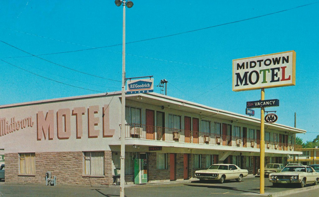 Midtown Motel - Walla Walla, Washington