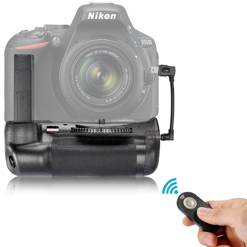 battery grip nikon d5500