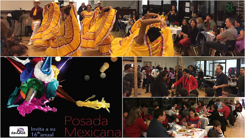 Posada Mexicana  ENLACE 2016