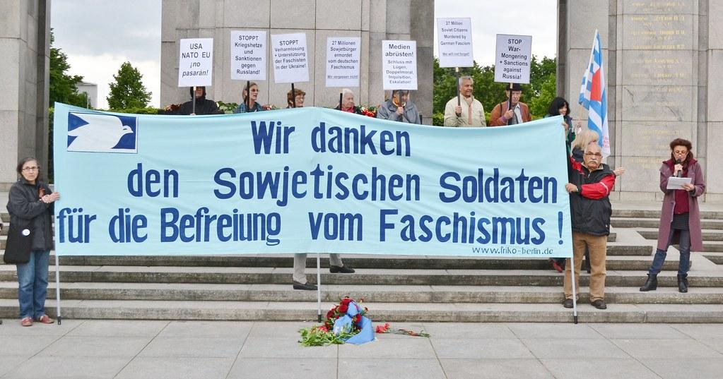 tag der befreiung berlin