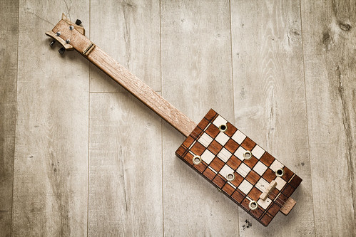 cigar box guitar this is my take on a 3 string cigar box s flickr. Black Bedroom Furniture Sets. Home Design Ideas