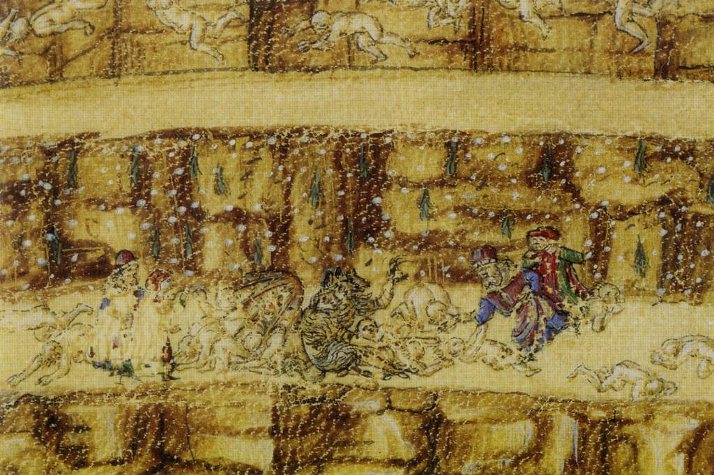 Botticelli - La mappa dell'Inferno - Circle of Lust 1c | Flickr