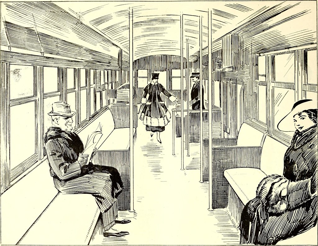 "... Image from page 1397 of ""Electric railway journal"" (1908) 