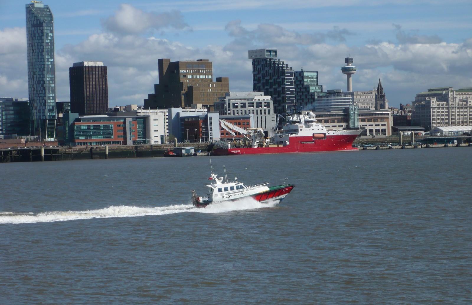 Liverpool Pilot Boat
