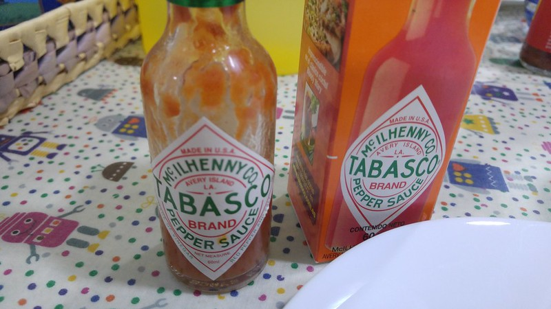 tabasco time