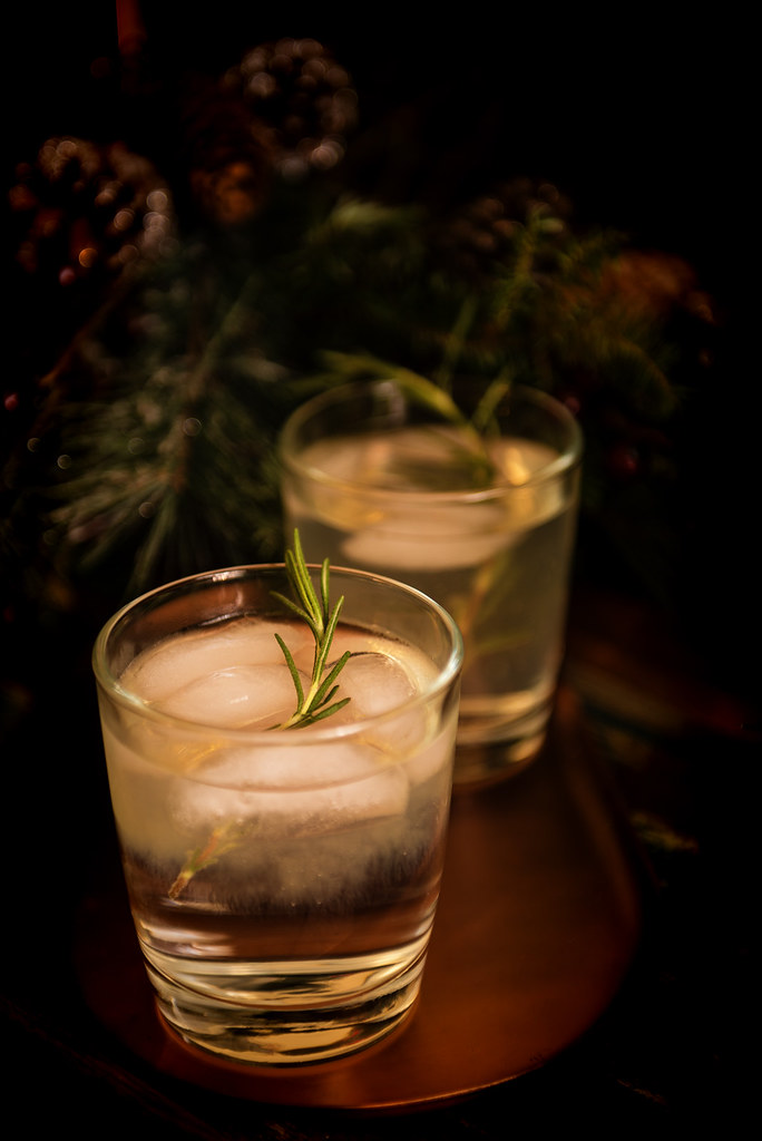 Evergreen Cocktail Recipe on PasstheSushi.com