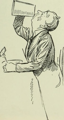 "Image from page 36 of ""Deportmental ditties : and other verses"" (1900) 