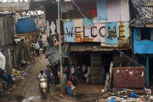 Welcome in Dharavi | by alfieianni.com