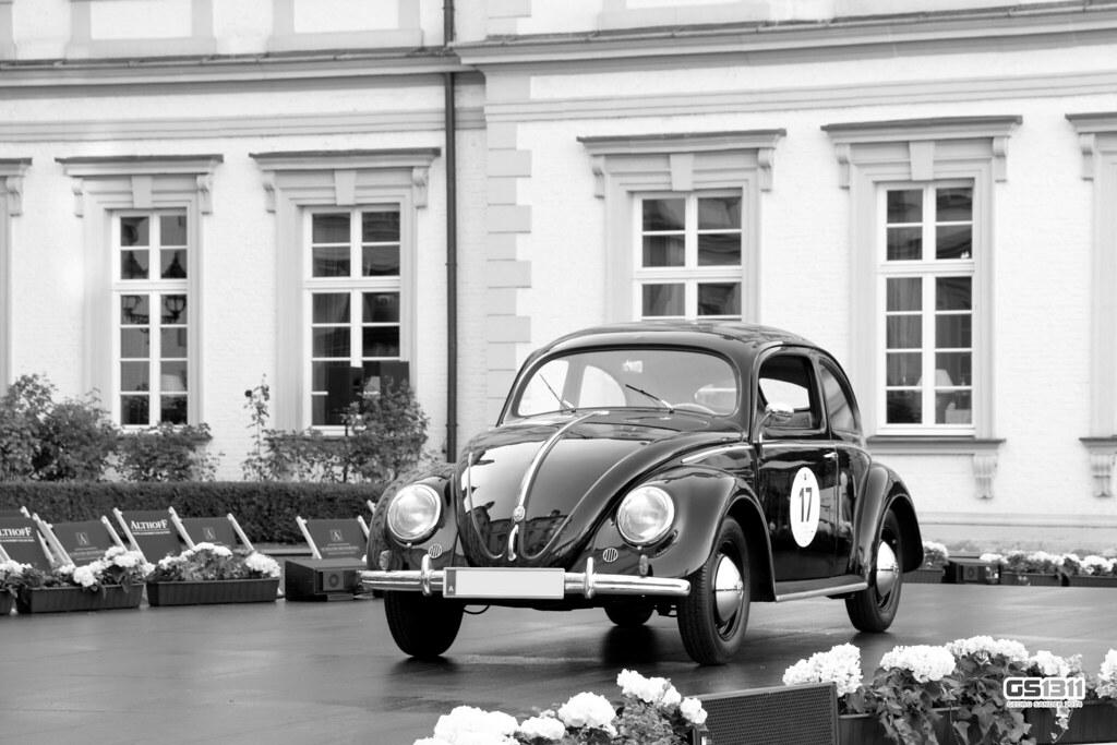1946 1953 Volkswagen Kafer Brezelfenster See More Car Flickr