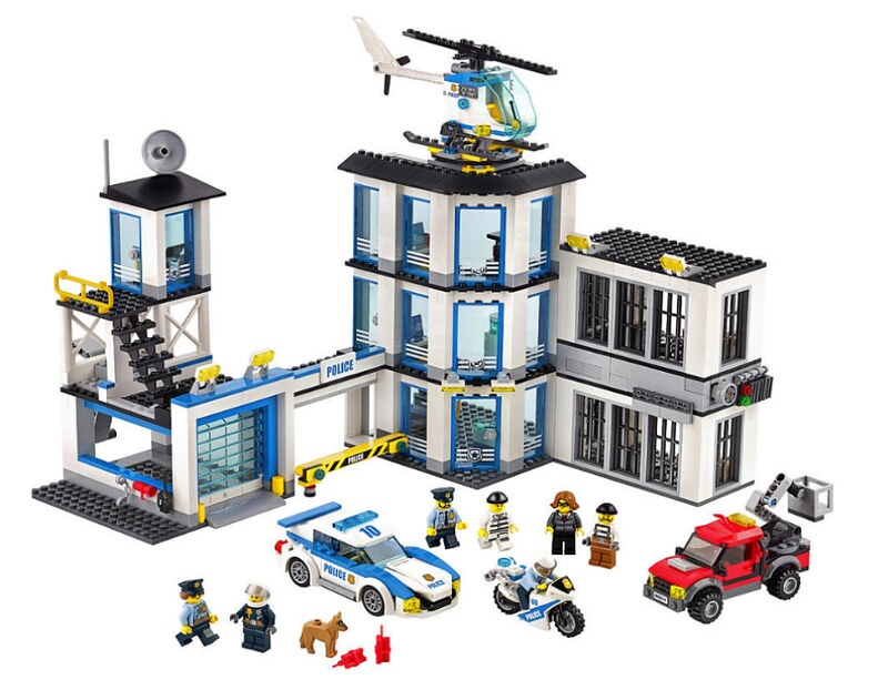LEGO City 2017 - Police Station (60141)