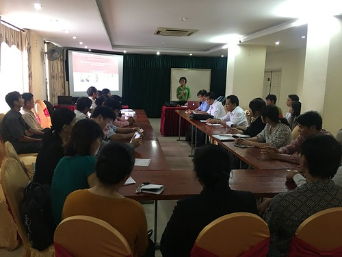 Nghe An stakeholder workshop on VietGAHP