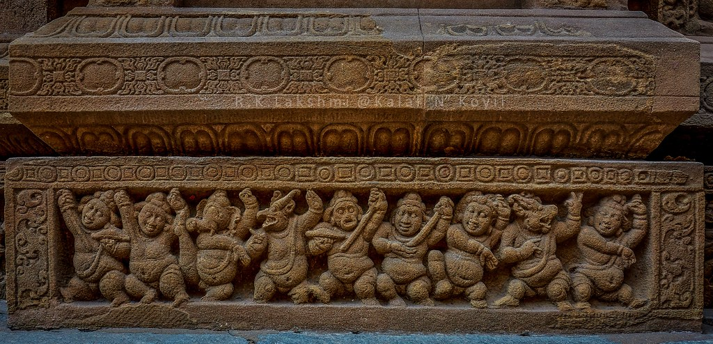 Image result for dancers kailasanatha