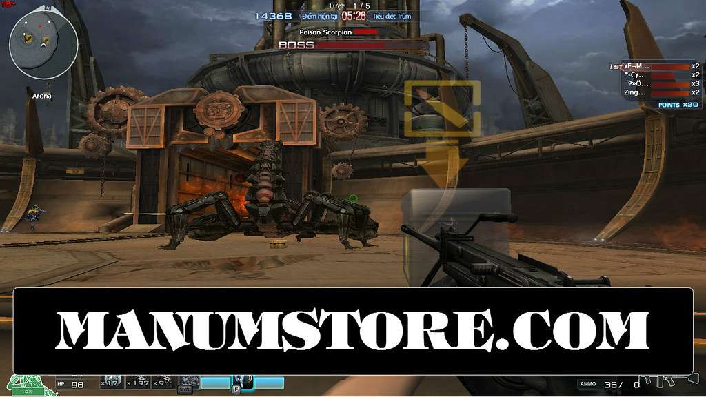 Game đột Kich Ma Quai Manumstore Com Game Flash Game Dot K Flickr
