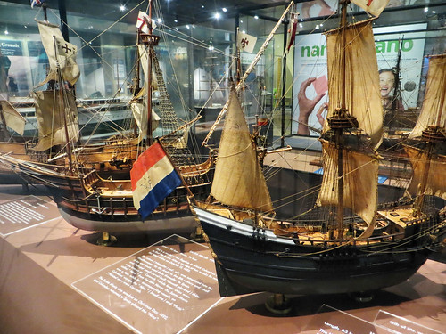 Science Museum model ships