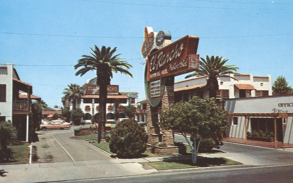 El Rancho Motor Hotel - Phoenix, Arizona
