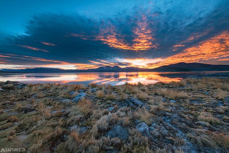 Sunrise - Laguna Santa Rosa