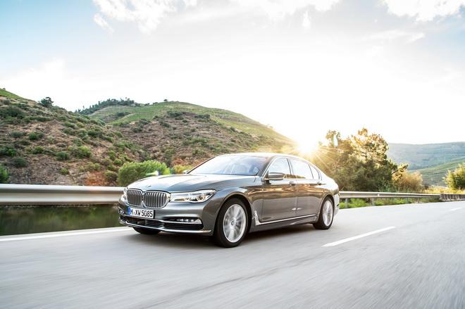 【新聞照片一】「2017新車大展」BMW展出車型-BMW 大7系列豪華旗艦房車