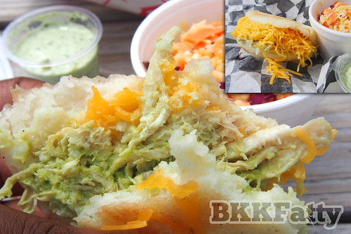 arepa zone food truck DC truckeroo | by BKKFatty